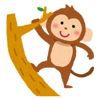 animal_monkey_kinobori.png