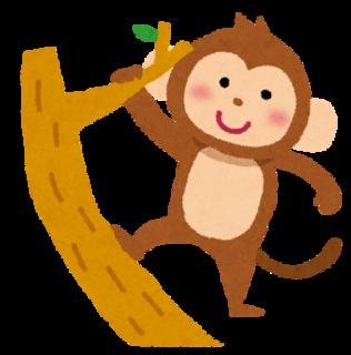 animal_monkey_kinobori.png